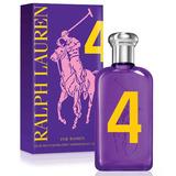 Perfume Feminino Polo Big Pony 100ml - 100% Original