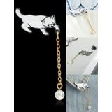 Pin Gato Cute Kawaii Broche