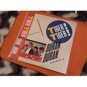 Lp Duran Duran Tiger! Tiger!. Japan!
