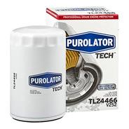 Filtro De Aceite Purolator  1987-89 260e