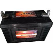 Batería Elpra Solar 12v 100ah Ciclo Profundo Electroimpulso