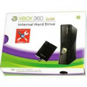 Hd Xbox 360 320gb Slim/super Slim /interno/externo/original