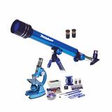 Pack De Microscopio Y Telescopio - Encontralo.shop