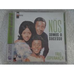 Cd - Trio Esperança - Nos Somos O Sucesso - Jovem Guarda