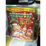 Dvd Cocoricó Especial De Natal A Turma Do Júlio
