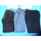 Tres Pantalones Dama #38 Urban