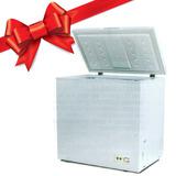 Freezer Horizontal 198 Lts Kiland Doble Accion Regalo !