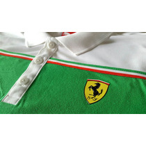 Chomba - Puma - Escuderia Ferrari