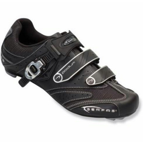 Zapato Serfas Podium 38eu- 24.5mex. Ciclismo De Ruta