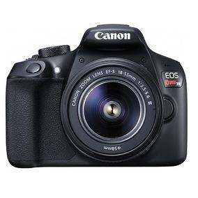 Câmera Fotográfica Profissional Canon T6 Lente Ef-s 18-55mm