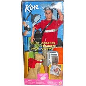 Juguete Barbie - El Fotógrafo Ken