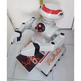 Robot Dron Control Remoto Voz Camina Recoje Cosas Dispara