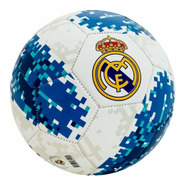 Pelota Fútbol Real Madrid - Modelo No.5 Licencia Oficial Drb