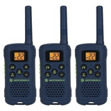 Walk Talk Motorola Mg-163tpa 16ml 3 Kit Talkabout 2-way 22ch