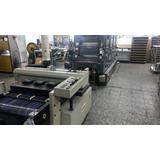 Impresora Offset Heidelberg Gto 46 Vp 4 Colores + Horno U.v.