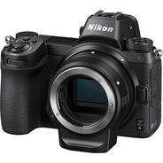 Nikon Z6 + Adaptador Ftz Em 12x C/ Recibo
