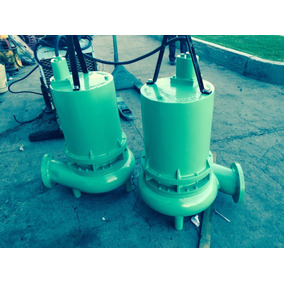 Bomba Sólidos (lodos) 30 Hp Y 25 Hp