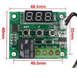 Control Temperatura , Termostato Equipos Frio,calefones,etc