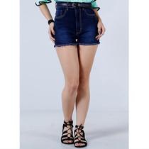 Shorts Jeans Feminino Sawary