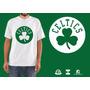 Remeras Nba Celtics - Nets - Pacers - Suns - Raptors