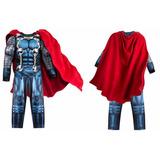 Fantasia Thor Disney Store Autêntica Oficial Tam 4 Anos