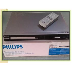 Reproductor De Dvd Phillips Dvp3142k