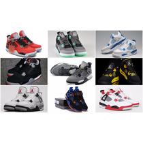 Jordan (retro 1,2,3,4 Etc) Variedad En Colores