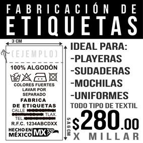 Etiquetas Para Ropa Etiquetas Textiles Etiqueta De Lavado