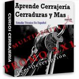 Aprende Cerrajería Profesional Colección Completa