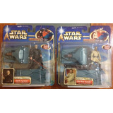 Star Wars Clones Blister Oferta 4 Figuras