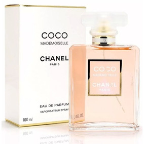 Perfume Coco Chanel Madeimoselle 100ml