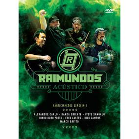 Dvd Raimundos - Acústico