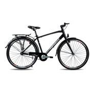 Bicicleta Urbana Top Mega Accento Hombre.nexus 3, Aluminio.