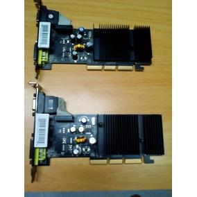 Tarjeta De Video Gf 6200 256mb Ddr2 Tv Dvi