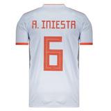 Camisa España - Camisas de Futebol no Mercado Livre Brasil eab1ffa335b8f