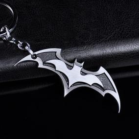Chaveiro Batman Super Herói Liga De Zinco
