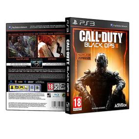 2 Jogos Ps3 . Call Of Duty Black Ops 3 + God Of War Novos