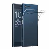 Capa Tpu Sony Xperia Xz Premium Capinha + Película Vidro