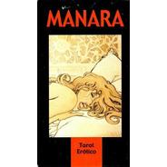 Tarot Erótico Milo Manara (manual + Cartas), Lo Scarabeo