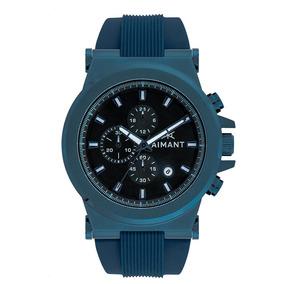 Relógio De Pulso Aimant Mago Azul - Gmo-180s12-22