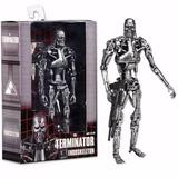 Neca Terminator Endoskeleton (19 Cms) Nuevo En Caja