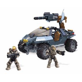Halo Dual Mode Unsc Warthog Megabloks Dpj92