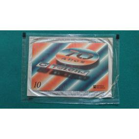 Cartão Telefônico 70 Anos Telerj - Lacrado
