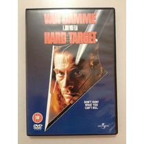 O Alvo Dvd - Van Damme - John Woo