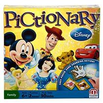 Juguete Disney Pictionary Juego