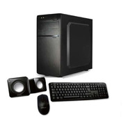 Comp Pc Amd E6010n 4 Gb Hd 1 Tb Tec Mouse - Aj Hogar