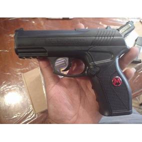Pistola Mendoza De Co2 Balines De Metal