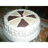 Tortas Decoradas Con Merengue