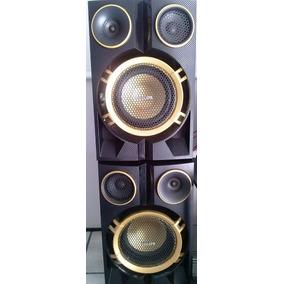 Par De Caixas De Som Philips Fx50x