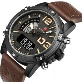Relojes Para Hombre Naviforce 9095m Original Moda Casual